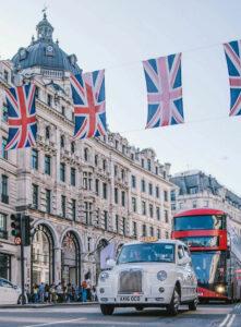 Wynajem Samochodów Królestwo Wielkiej Brytanii