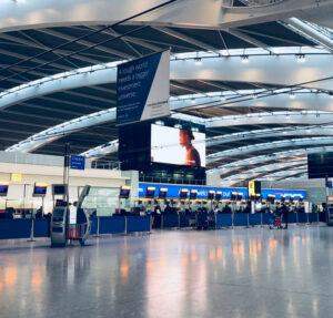 Wynajem samochodów na Port lotniczy Londyn-Heathrow