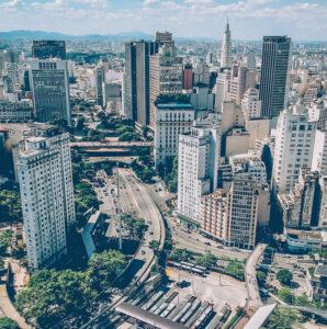 Wypożyczalnie samochodów São Paulo