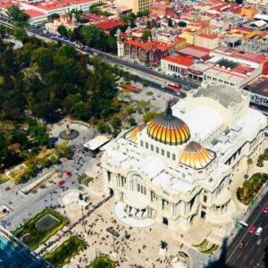 Wypożyczalnie samochodów Meksyk