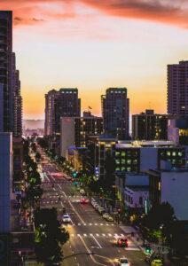 Wynajem samochodów na Port lotniczy San Diego