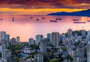 Wynajem samochodów na Port lotniczy Vancouver